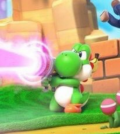 Yoshi has had enough of your shit by PixelPot8os76
