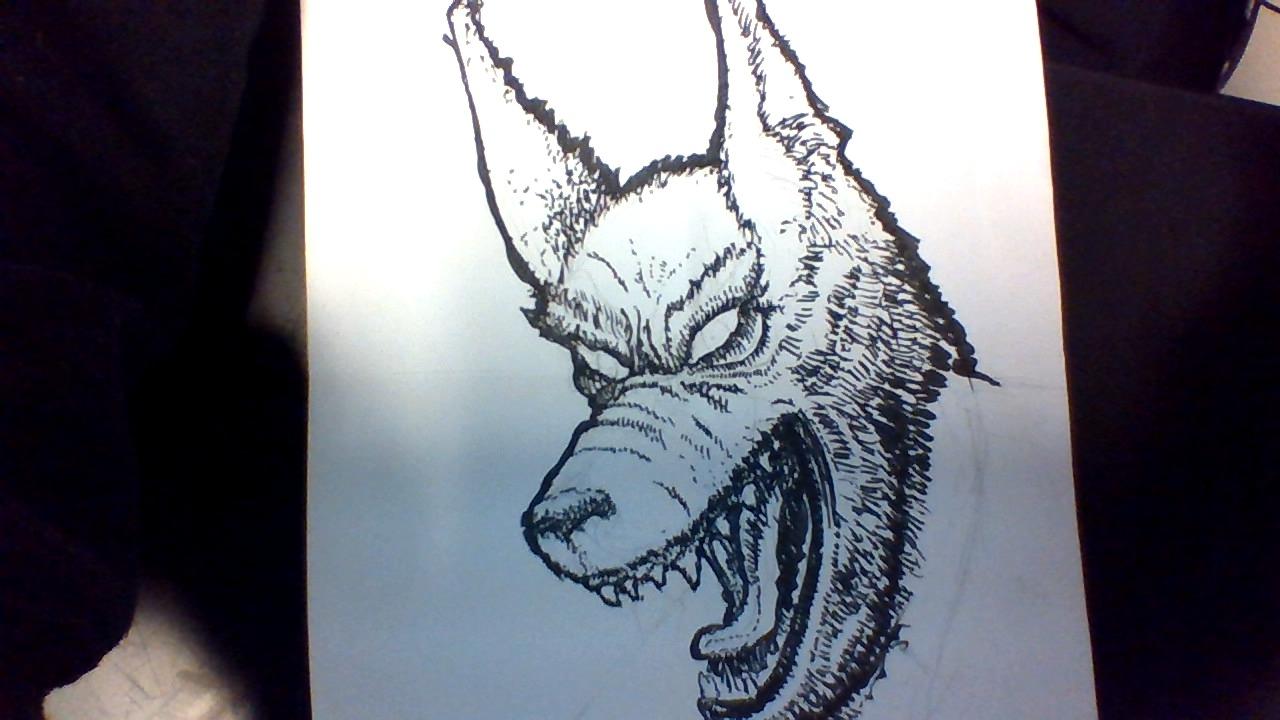 Found something my dad drew me.... by AlienAva