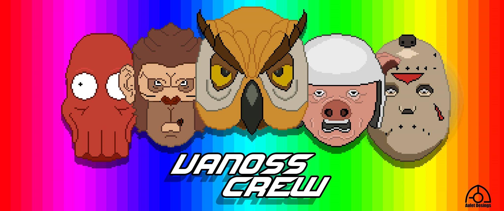 Vanoss Crew by AAULET